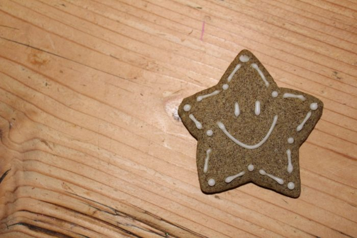 hemp baking cookie