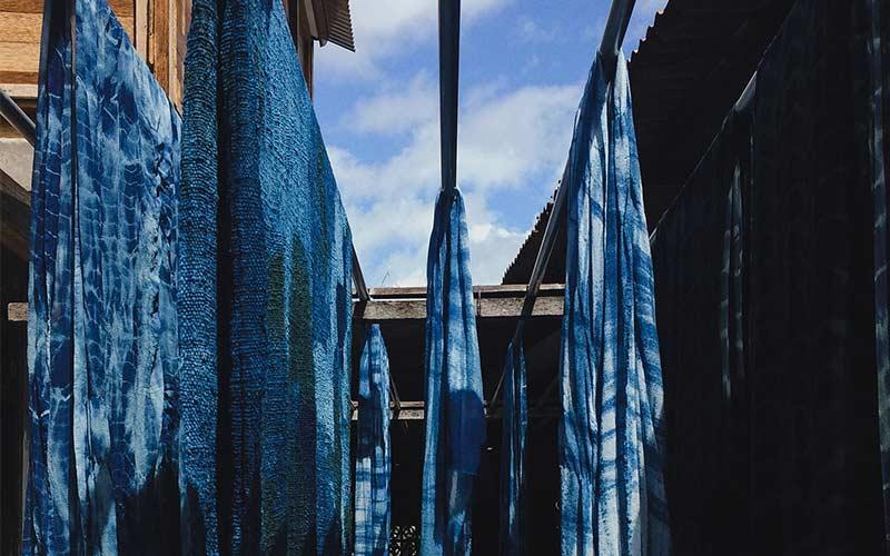 Natural Fabric Dye