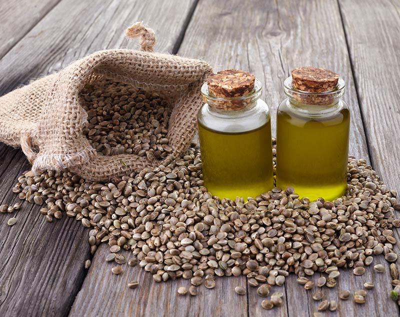 Hemp Seed Oil Skin Benefits
