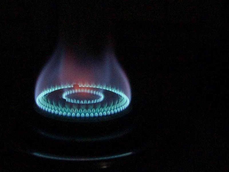 Gas Flame - Singe Hemp Rope