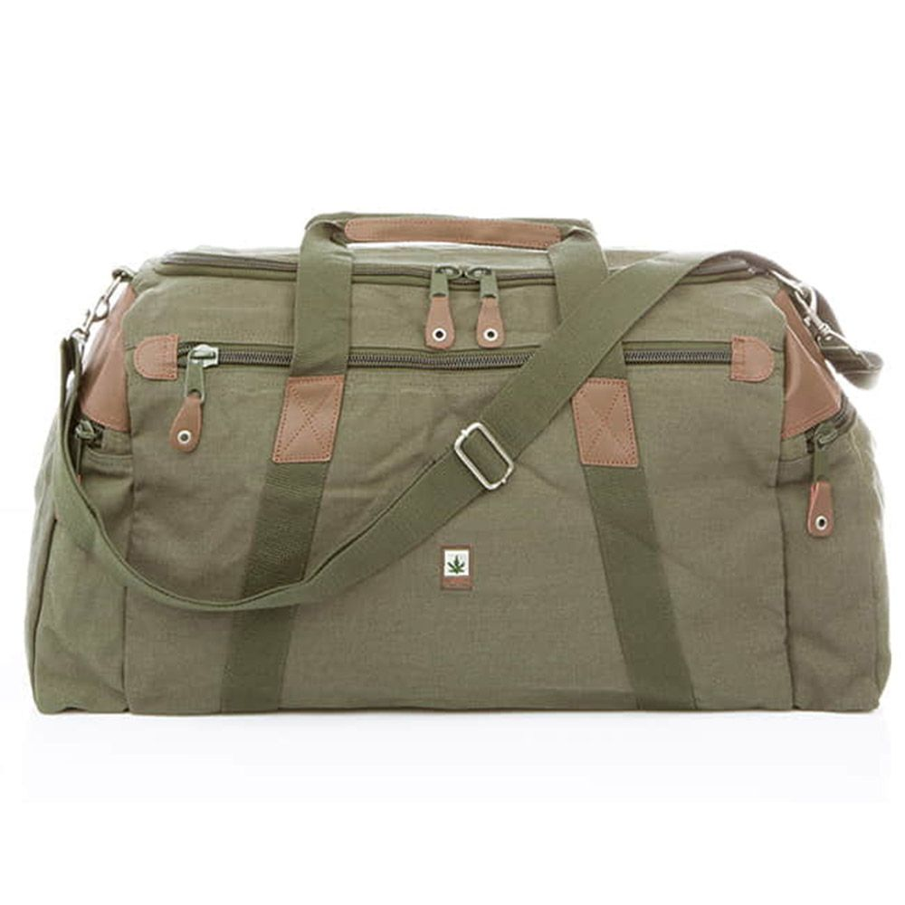 Hemp Holdall / Duffel Bag