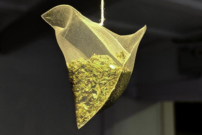 Hemp Tea Bag